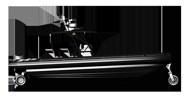 Amphibious Boat 9.8M