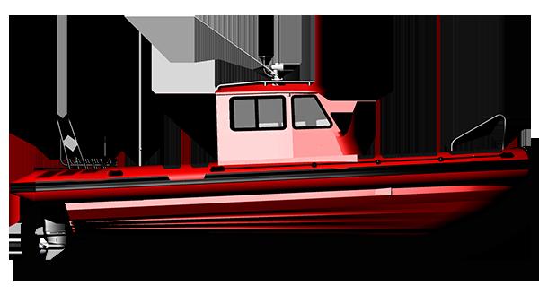 Marina & Sail Support Boat 9.5M