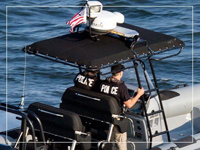 Accessories - Rigid Inflatable Boats - RIB Boats - OCM Boats