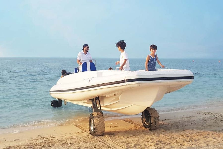 Amphibious Beachlander Release