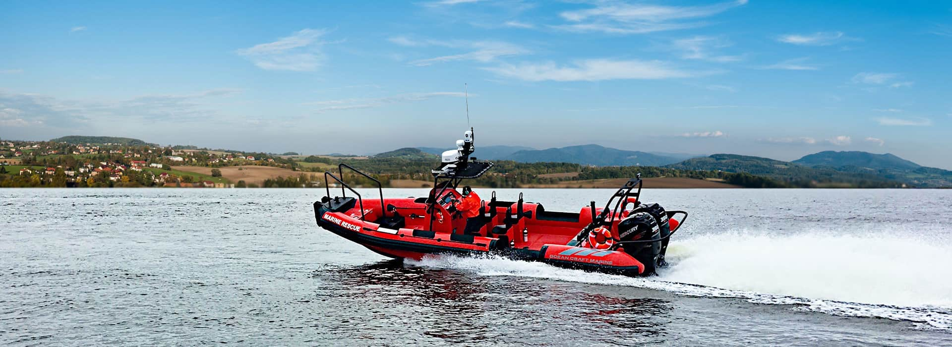 Search and Rescue RHIBs