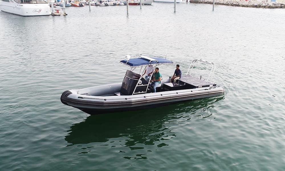 Inboard Rib Boats
