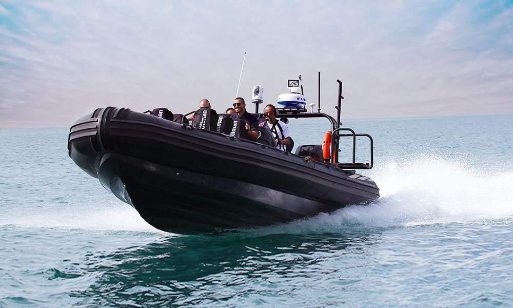 Interceptor-RIB-Boat