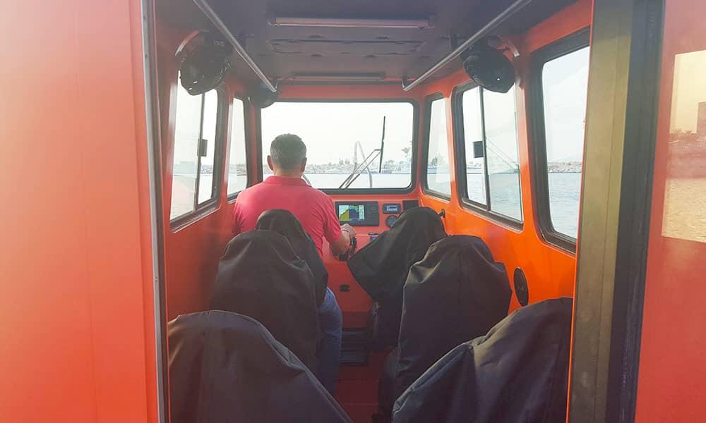 RIB-Boat-Cabin