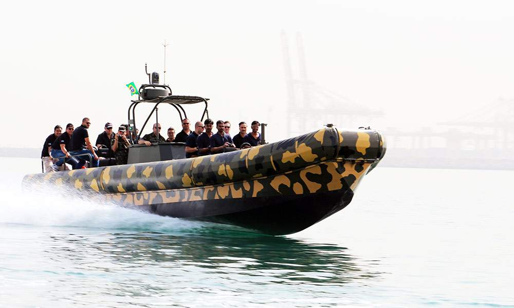 Riverine-rigid-inflatable-boat