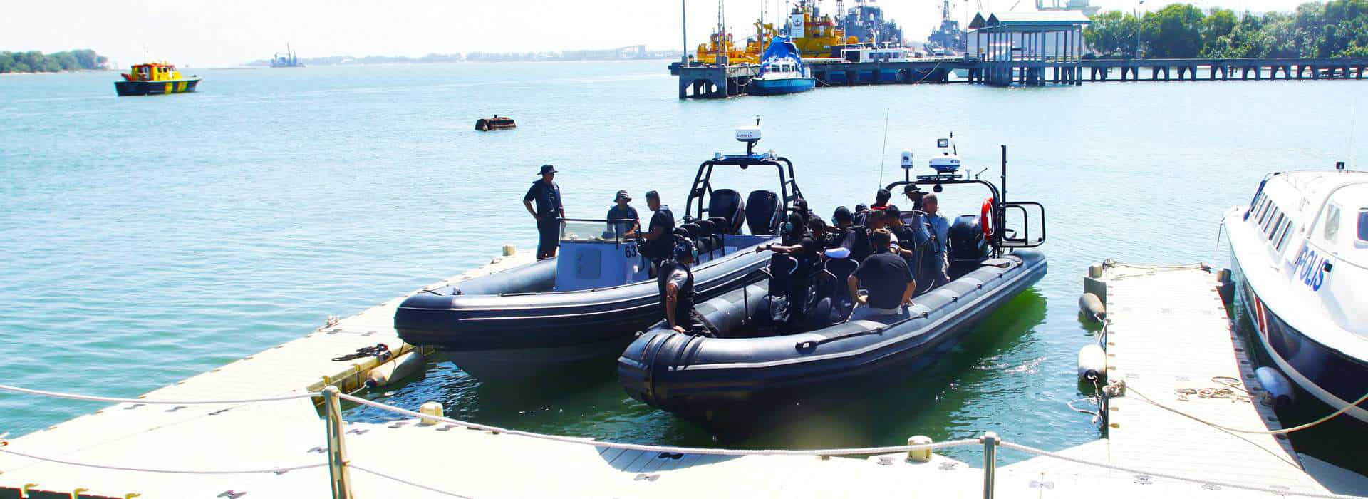 Special Operations Boats