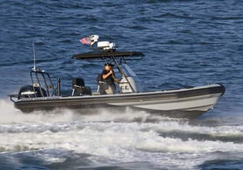 law enforcement rib boats