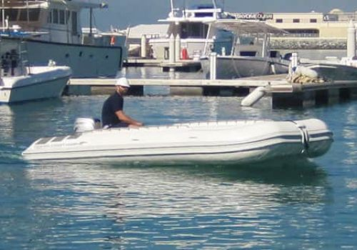 heavy duty inflatable boats