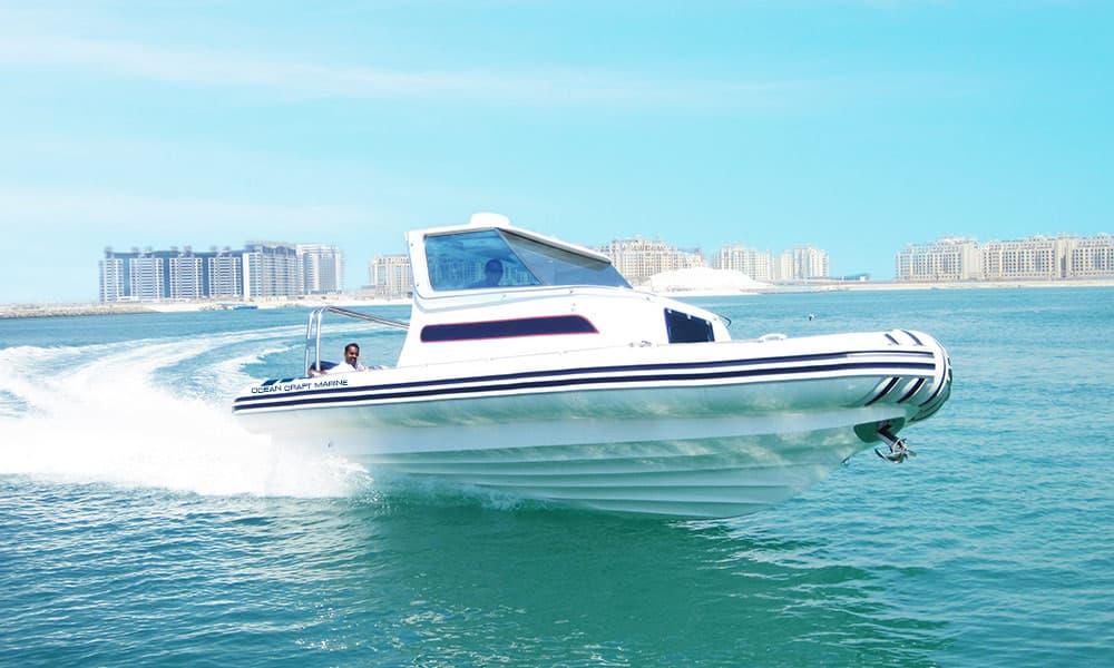 Cabin-RHIB-Boat