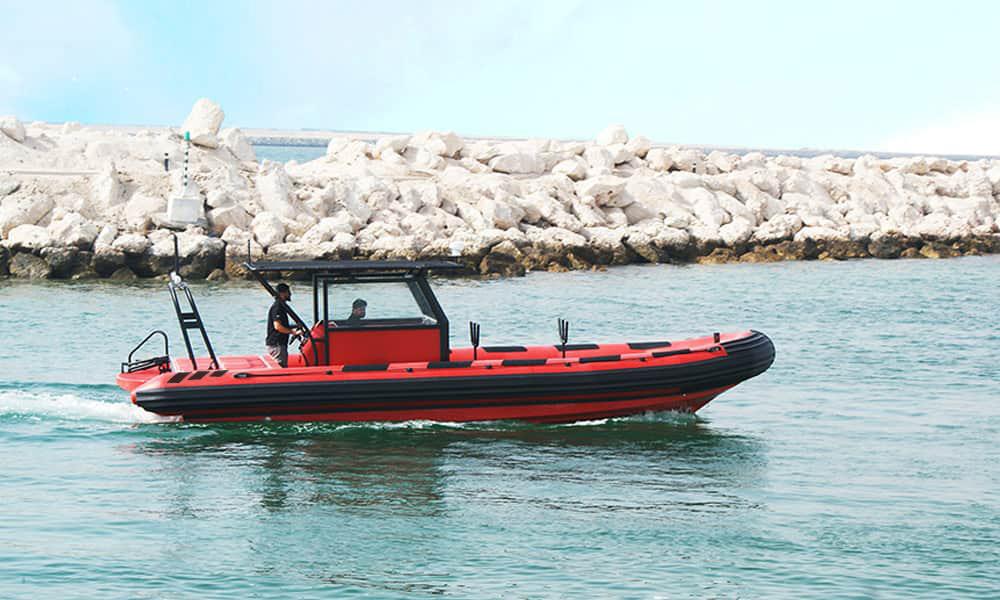 Diving-RIB-Boat