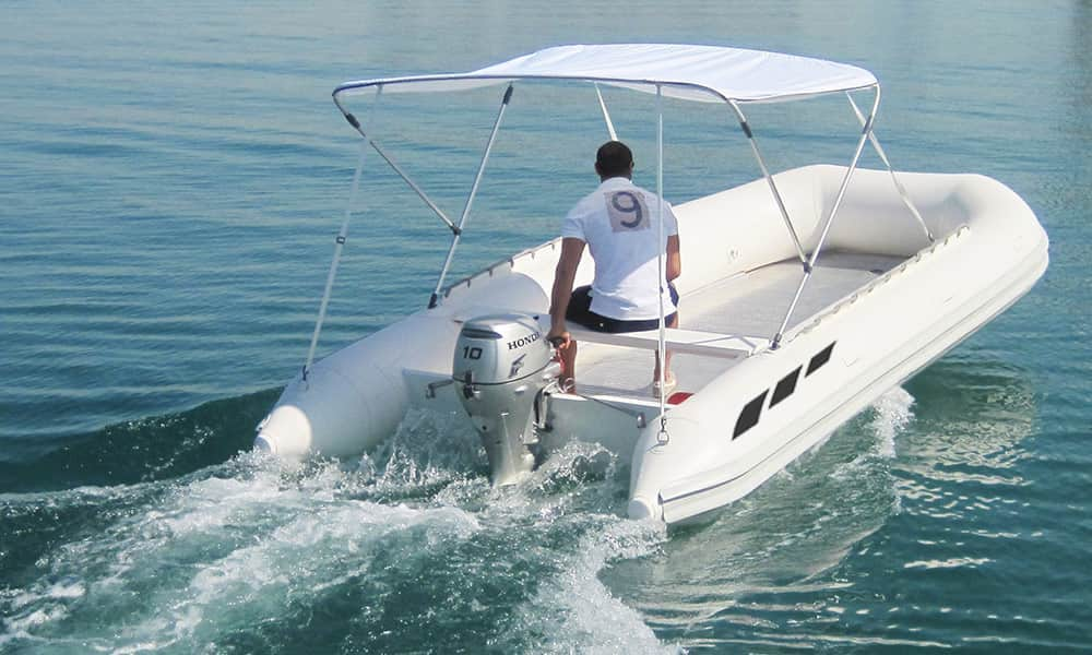 professional heavy duty inflatable boats