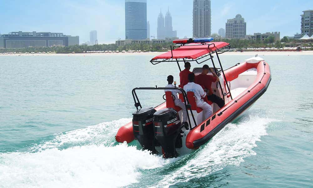 Fire-Rescue-Rigid-Inflatable-boat