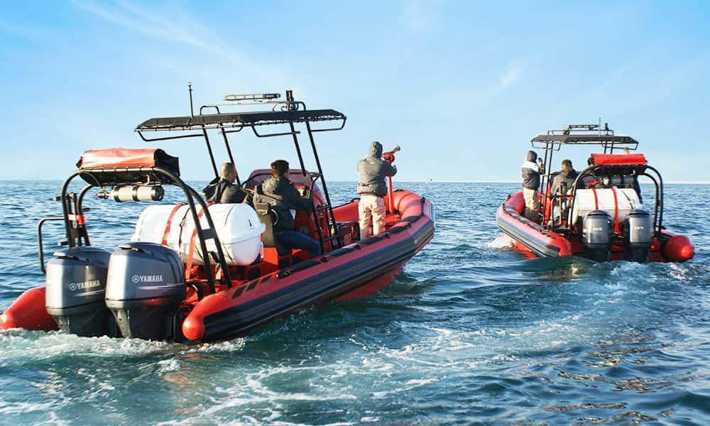 Fire Rescue RIB Boats
