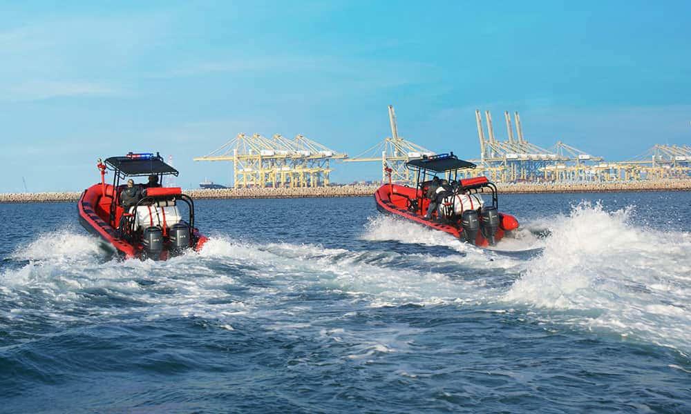 Firefighter-Rib-Boat