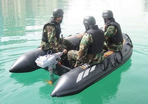 military inflatable boats