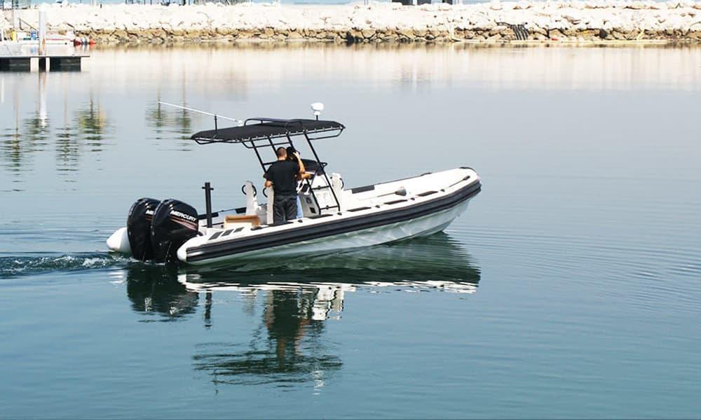Marina-Support-RIB-Boat