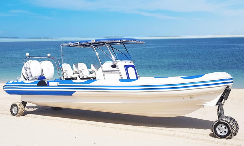 OCM-boat-with-wheels-on-sand