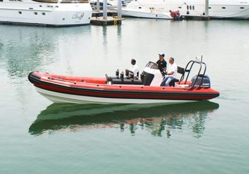oil & gas rib boats