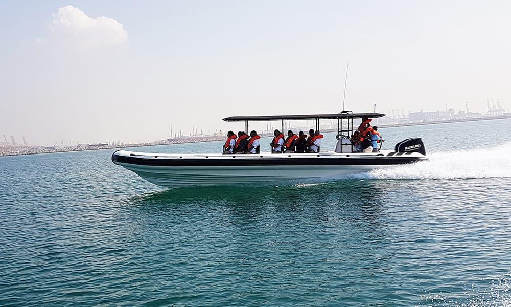 Personnel-Transport-RIB-Boat