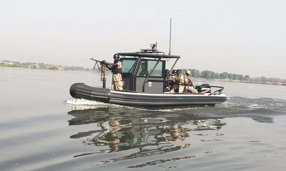 RCB-boat