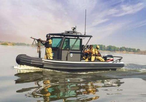riverine assault craft