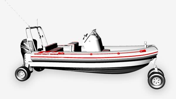 amphibious-7.1-4WD-boat