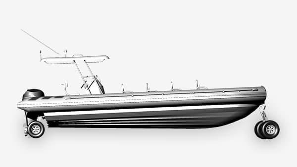 amphibious-9.8-4WD-boat