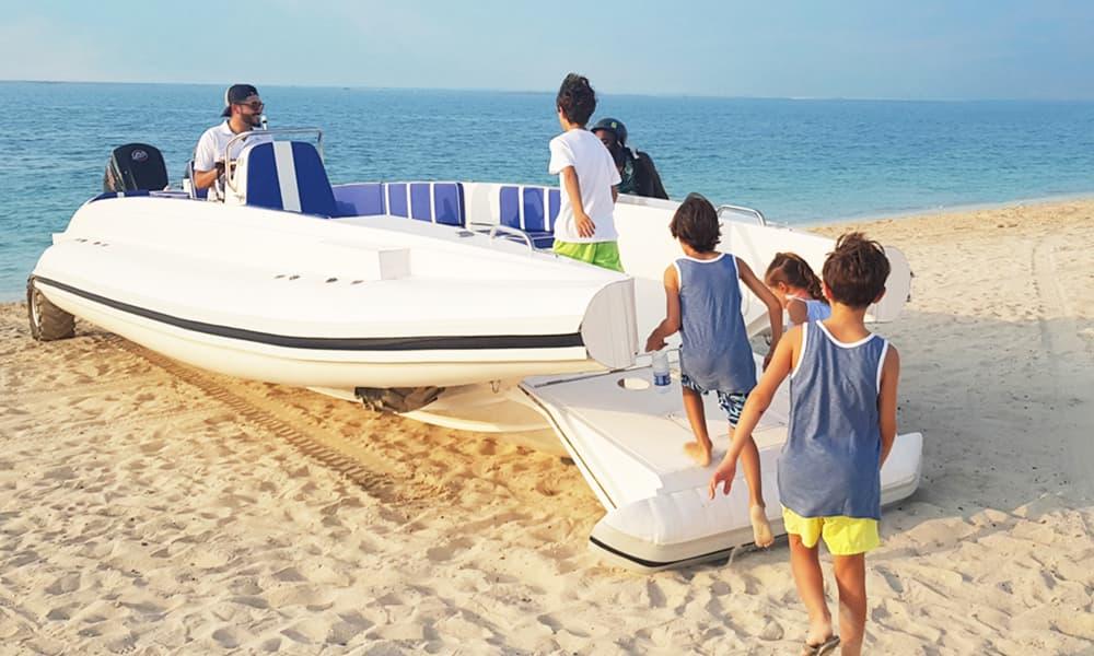 amphibious-RHIB-beachlander