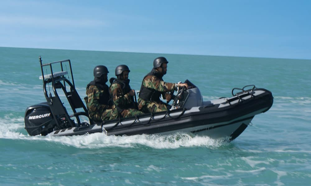 Special Ops & Anti-Piracy Boat
