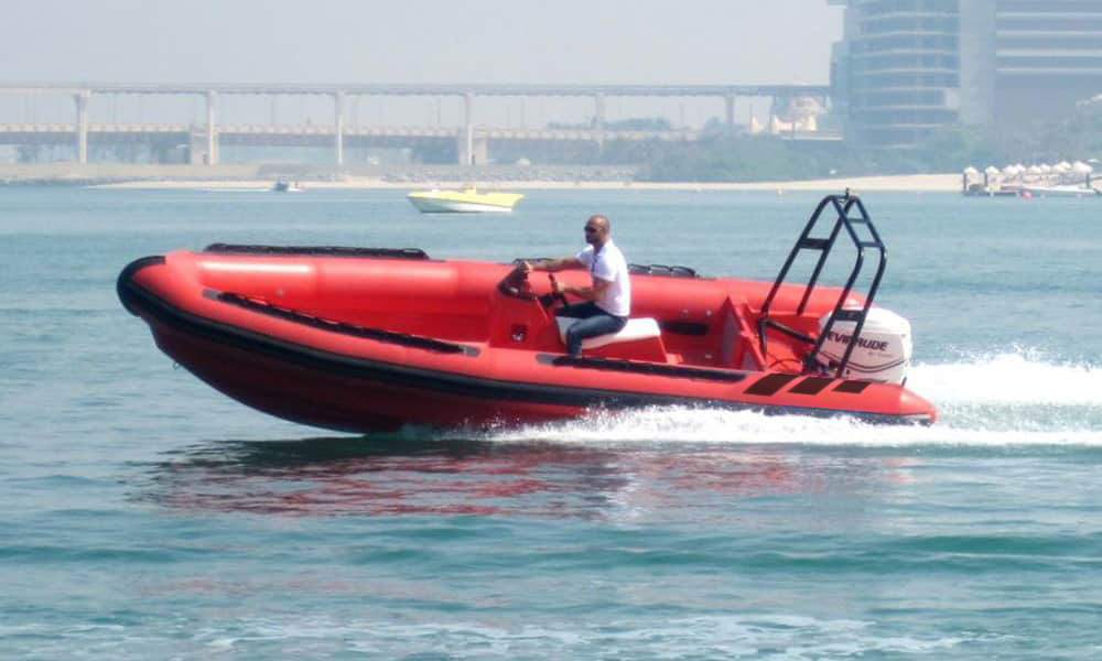 oil-and-Gas-Rigid-Inflatable-Boat