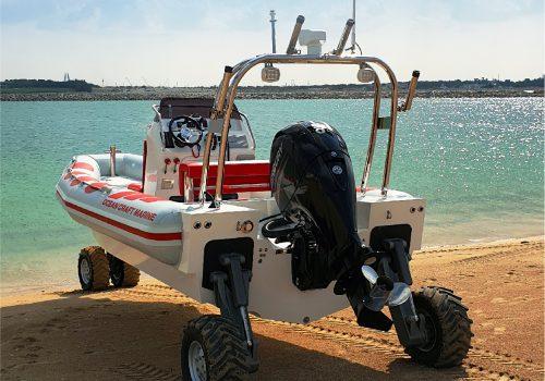 OCM_7.1M_Amphibious_boat_on_land-500x350