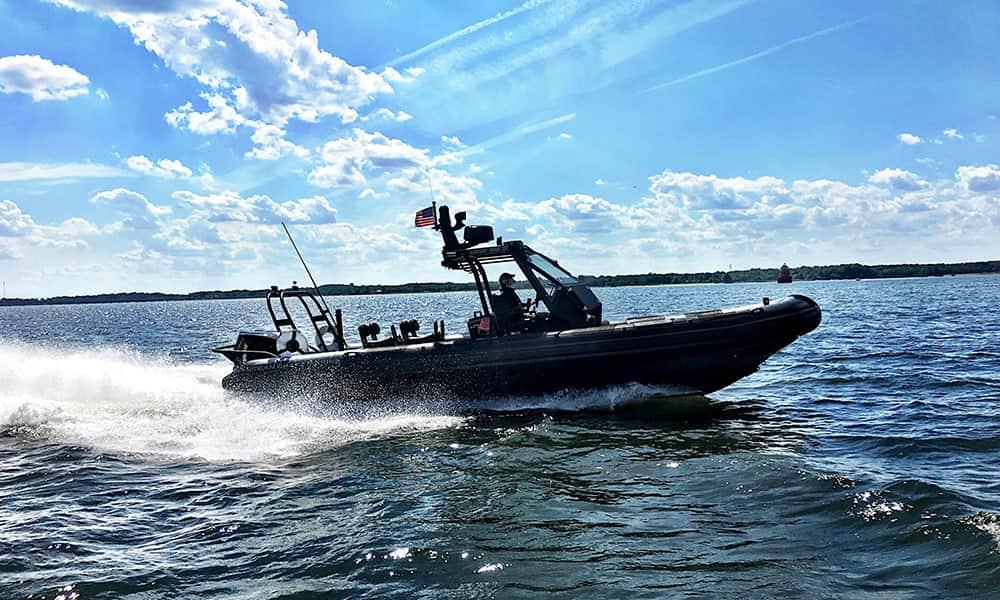 Boat-For-Police