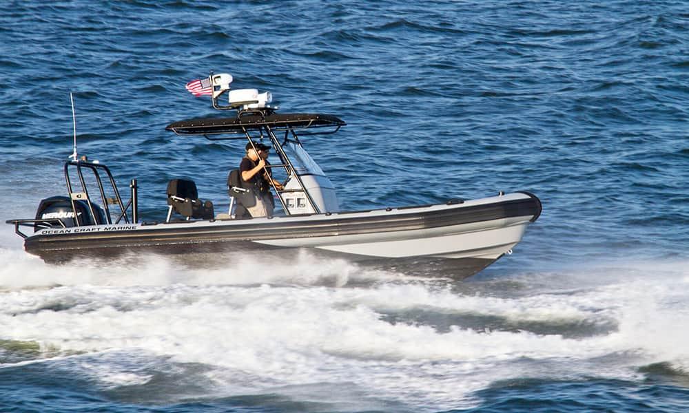 Police-RIB-Boat