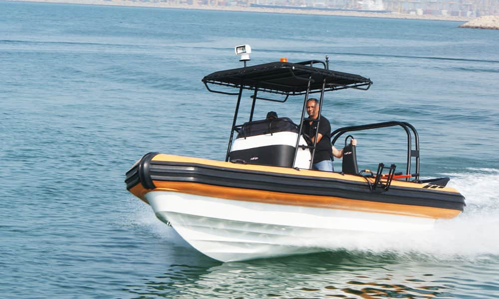 Rigid-Inflatable-Boat-for-Rescue