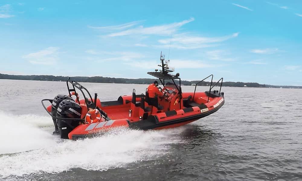 SAR Rigid Inflatable Boat