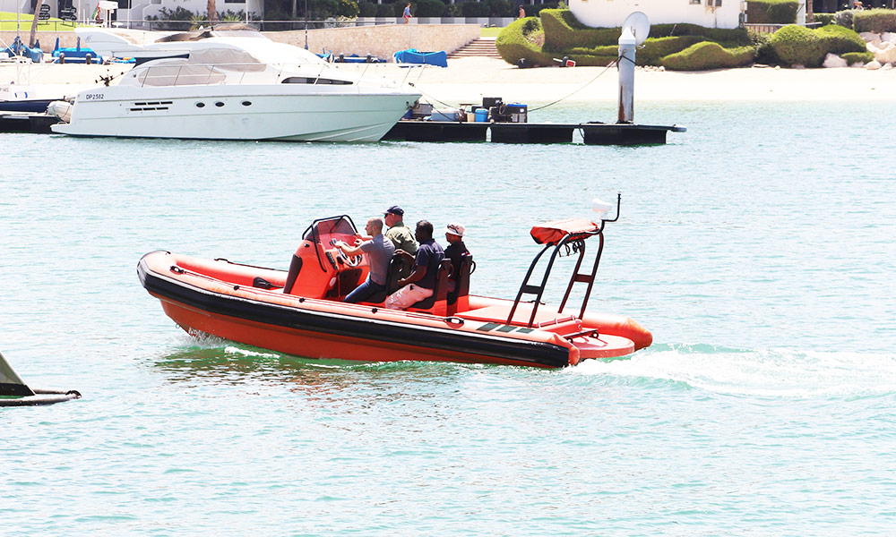 search rescue boat