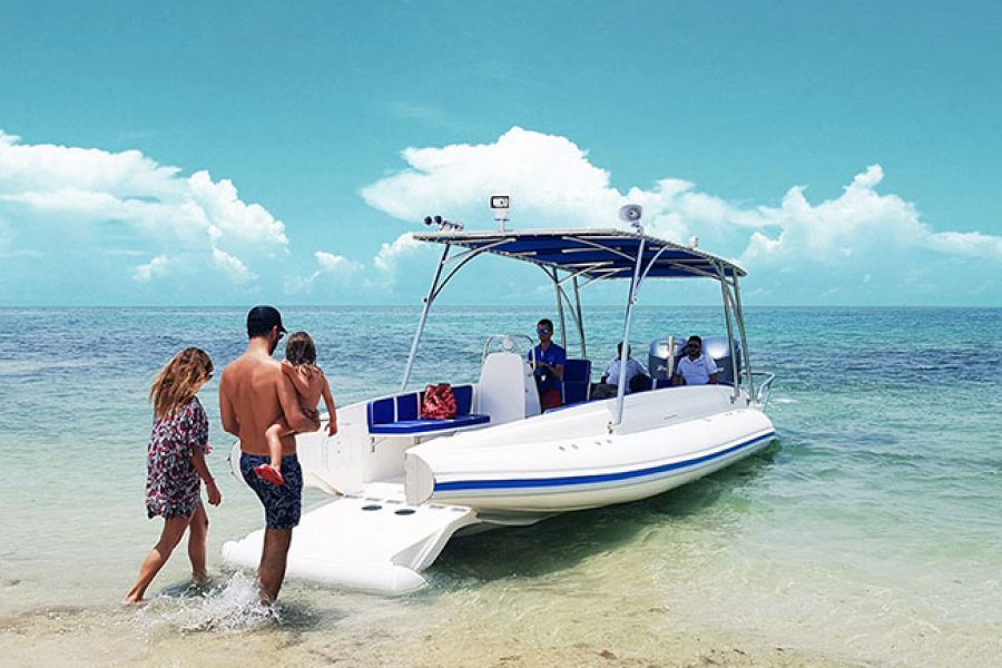 The Boat That Anyone Can Board: The Beachlander