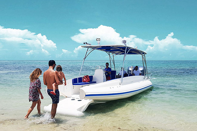 Recreational Beachlander RIB