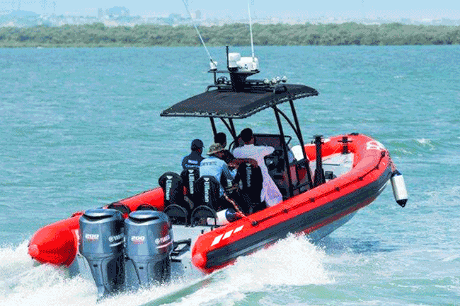 Heavy Duty Inflatable RIB Boats