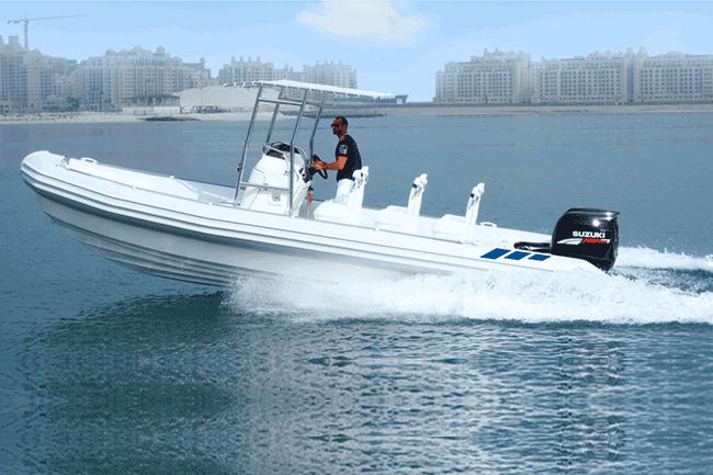 RIB Yacht Tender