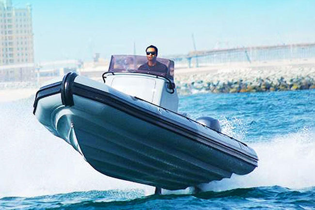 Reverse Chine Hull Design Boat