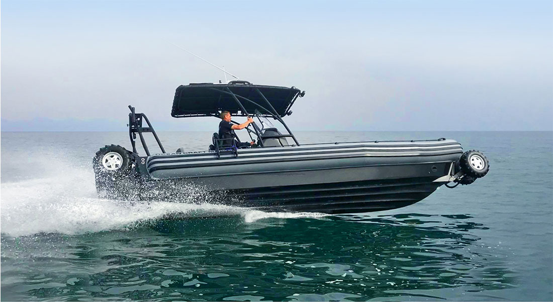 Reverse Chine Hull Design Boat