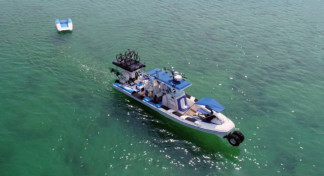 Recreational Beachlander RIB for Outing