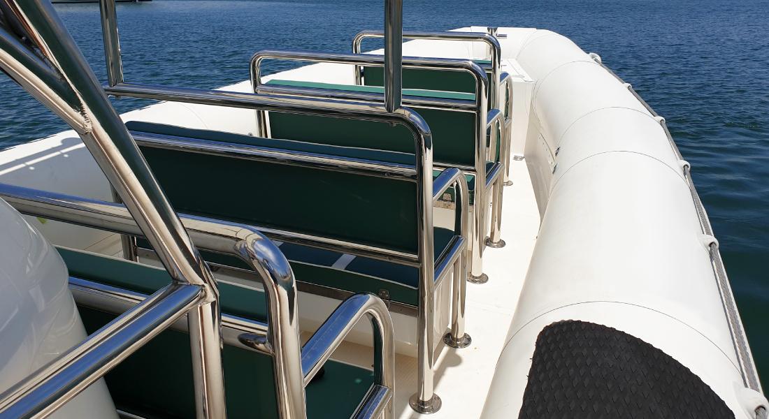 Jockey Seats for RIB Boats