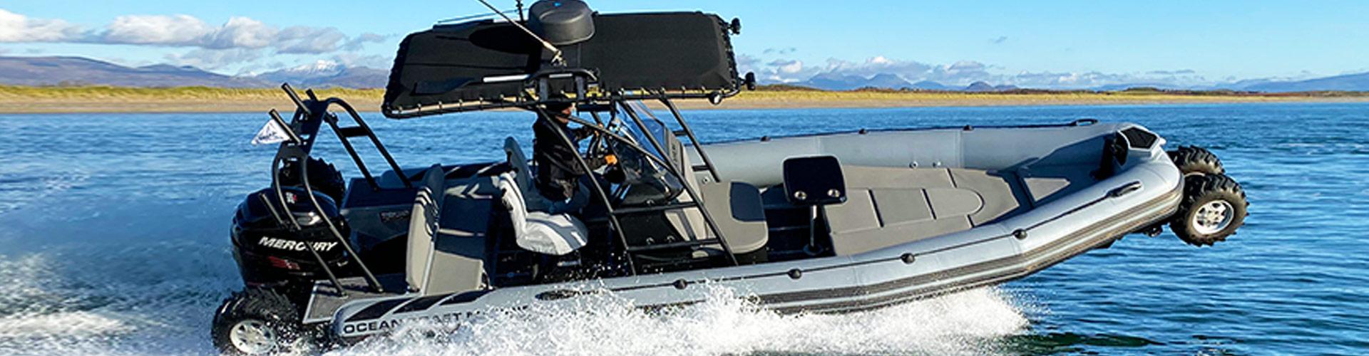 8.4m OCM Amphibious boat