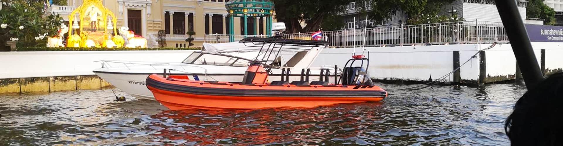River Patrol RIB Boats