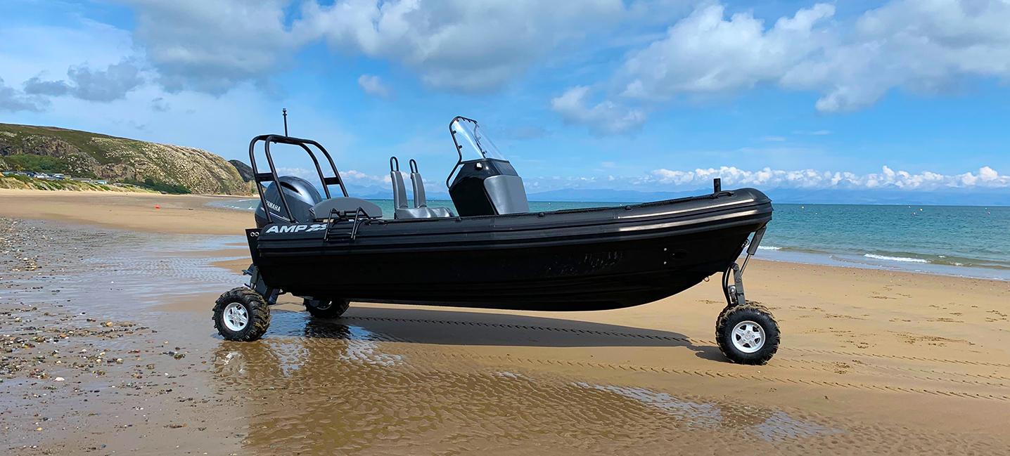 Amphibious Craft 7.1M