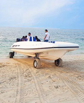mil-pro amphibious beachlander