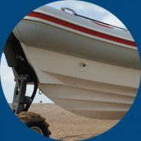 amphibious hull