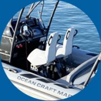 Amphibious Boat Seating